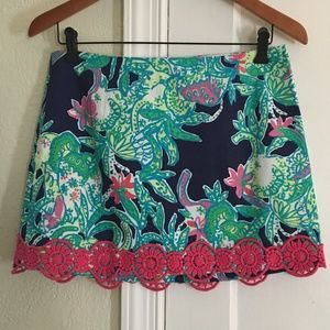 Lilly Pulitzer Tate Skirt in Trunk Show